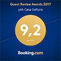 yok booking award