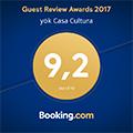 yok booking award