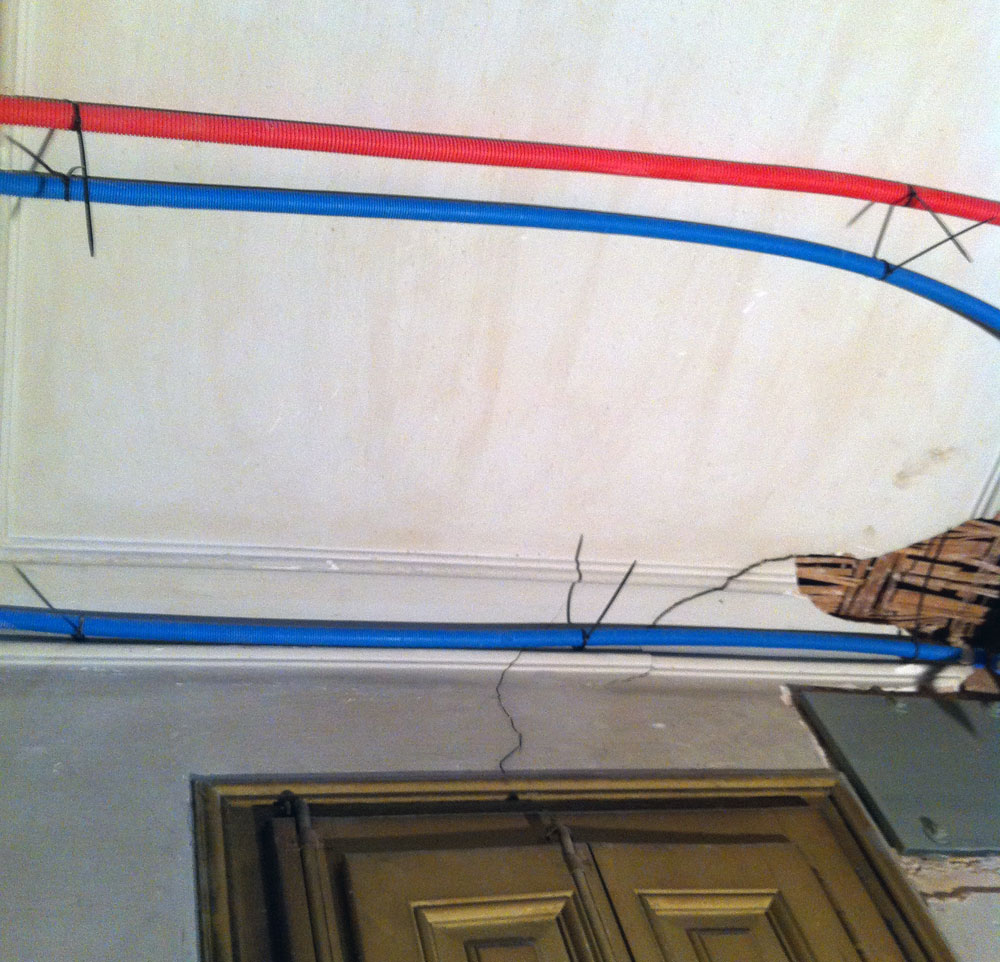 Pex Over Copper For Our Plumbing