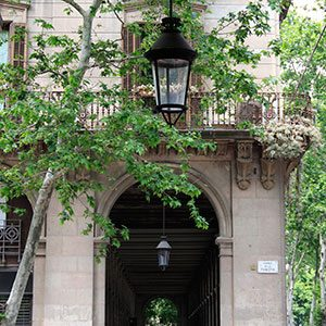 yok Barcelona walking tour