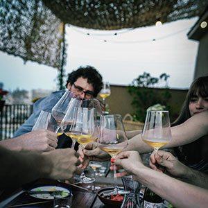 yok events wine tasting
