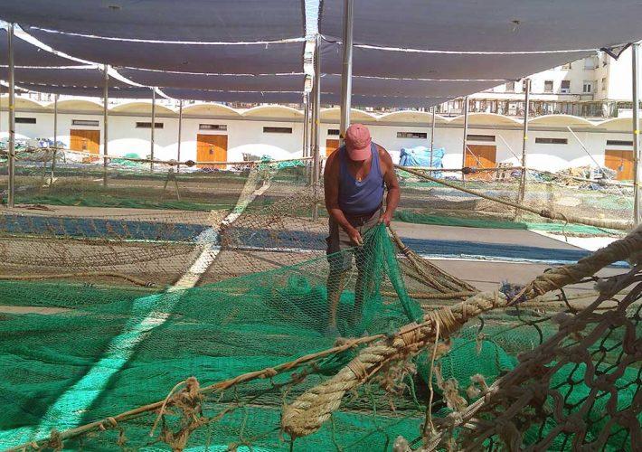 yök fishermen port barcelona