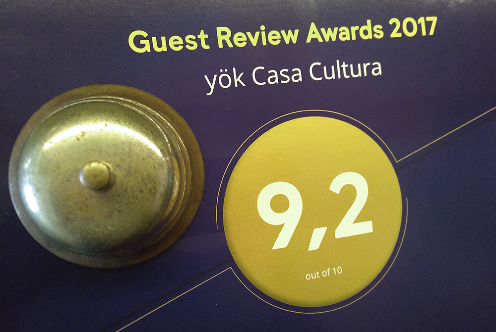 yok casa Barcelona hotel review