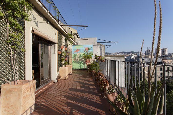 yok rooftop mural space